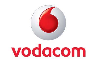 Vodacom sponsor